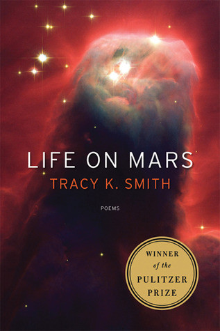 the background of this book cover is a photo of the Cone Nebula taken with a large space telescope