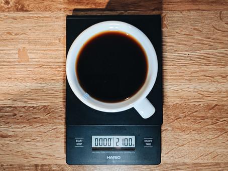 Brew Basics: Where'd My Coffee Go?