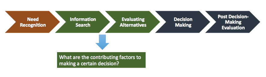 Figure 1. Parent Decision Making Process