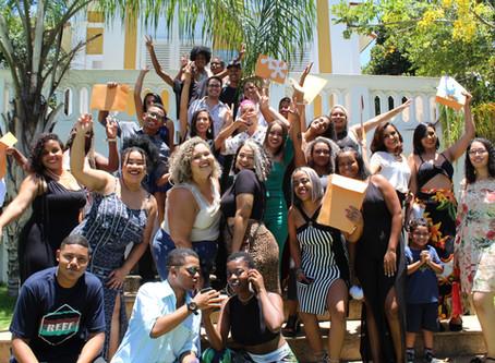 Mais de 50 jovens se formam nos cursos de iniciação profissional da SerCidadão