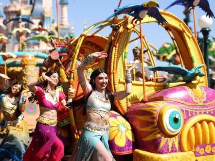 L'extraordinaire Saison du Festival du Roi Lion et de la Jungle