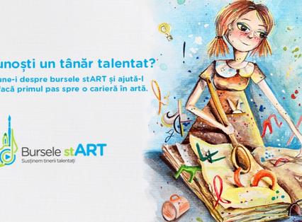 Bursele stART: programul de burse pentru tinerii talentați