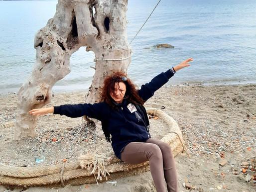 Σοφία Αρβανίτη : με την πρώτη ευκαιρία θα κάνω μία τεράστια αγκαλιά τους πολύ αγαπημένους μου