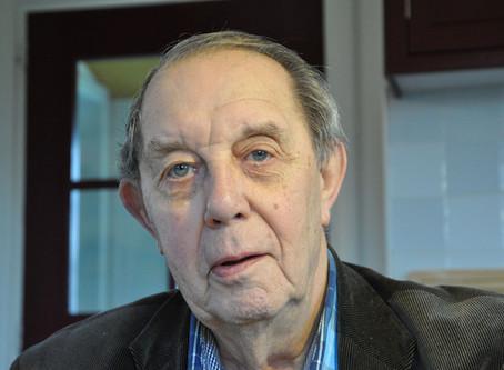 'Oude Knegt' Theo Visser overleden