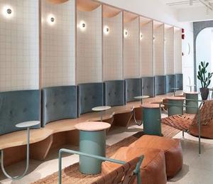 Interior Design - Reception area - Lifestyle Connected Ho Chi Minh Vietnam
