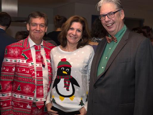 Vroege kerst bij Ronald McDonald huis Den Haag