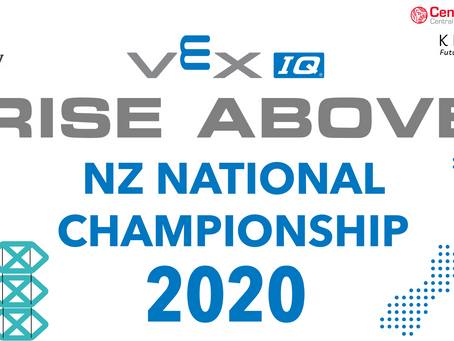 2020 VEX IQ Challenge National Championship Information