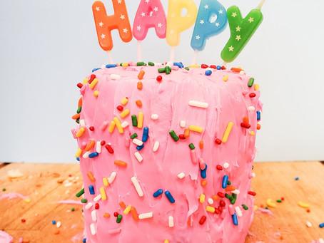 Easy and Fun Kids Birthday Cake!