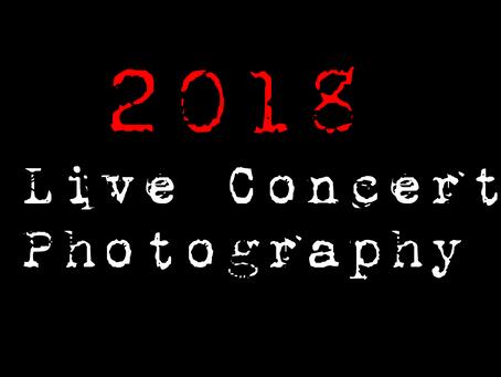 2018 Live Concert Photos