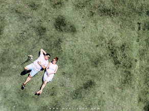 { Ed + Diane } Sundowners Resort Prenup | Zambales Engagement Photo Shoot