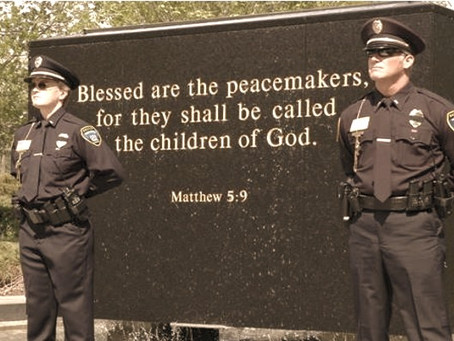 Blessed are the Peacemakers...Using Scripture out of Context.