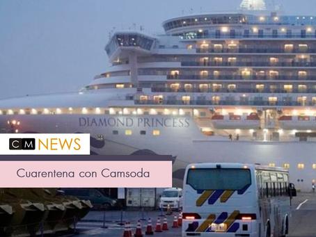 Camsoda ofrece acceso gratuito a pasajeros de crucero en cuarentena por coronavirus.