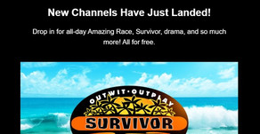 CTV | OTT It just keeps getting better for viewers and local advertisers. Just added Survivor...