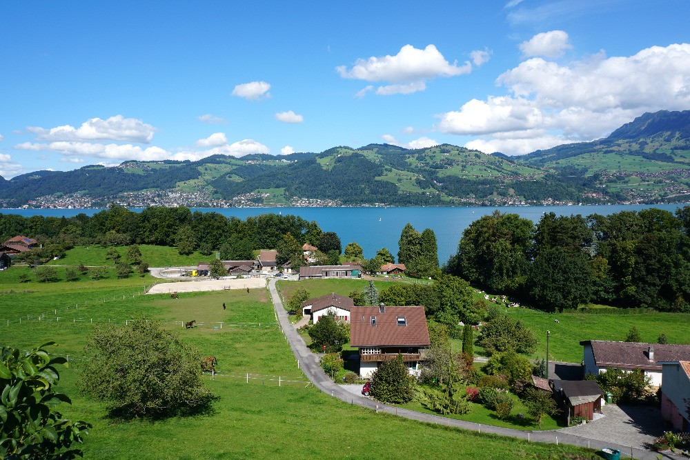 אגם תון, ייעוץ לטיול בשוויץ