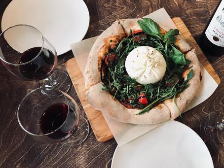 Vinos y gastronomía