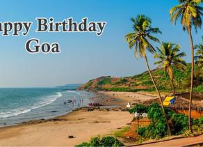 Happy Birthday Goa