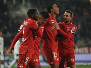 DFCO 2-2 Montpellier : la Baldé match.