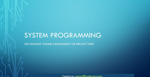 System Programming And Automation