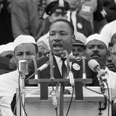 ...Martin Luther King, Jr.'s Speech Was Longer Than 30 Seconds.