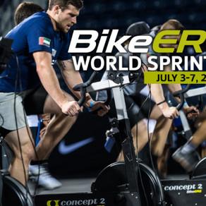 BikeErg World Sprints