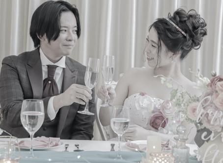 Wedding Report【レインボークレア】