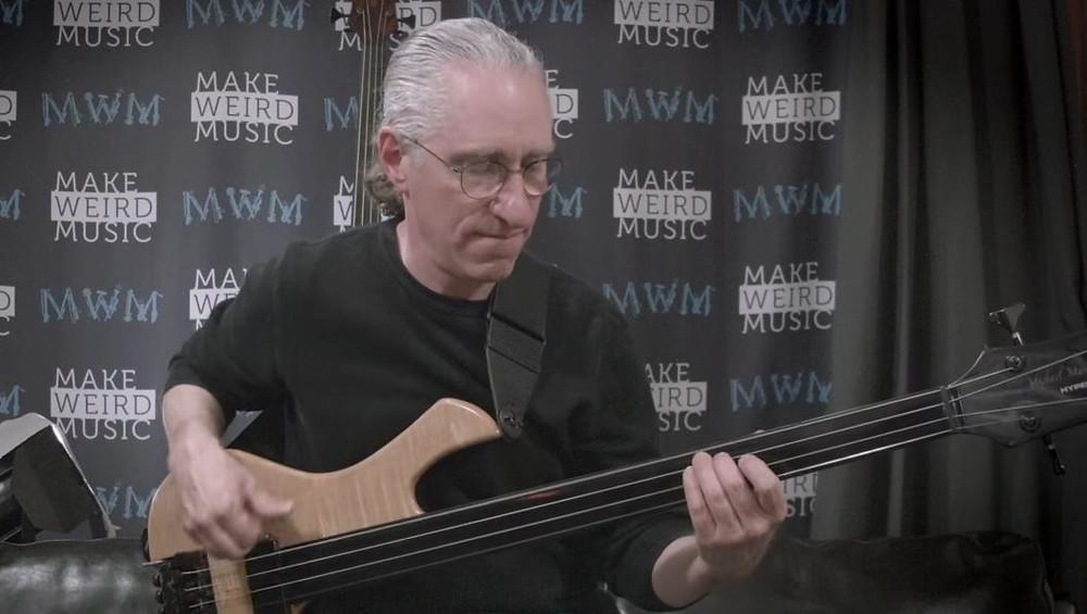 Michael Manring's Zon Hyperbass