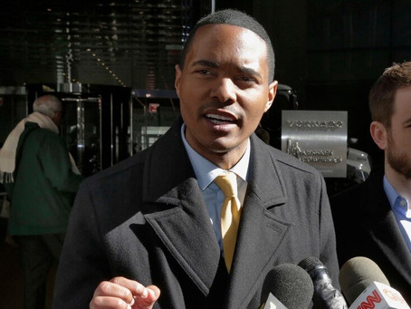 New York District 15 Elects Their First Gay Afro-Latino, Ritchie Torres, to Congress