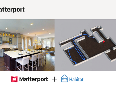 Best360Photography is selected by Matterport to join 'Project Habitat'