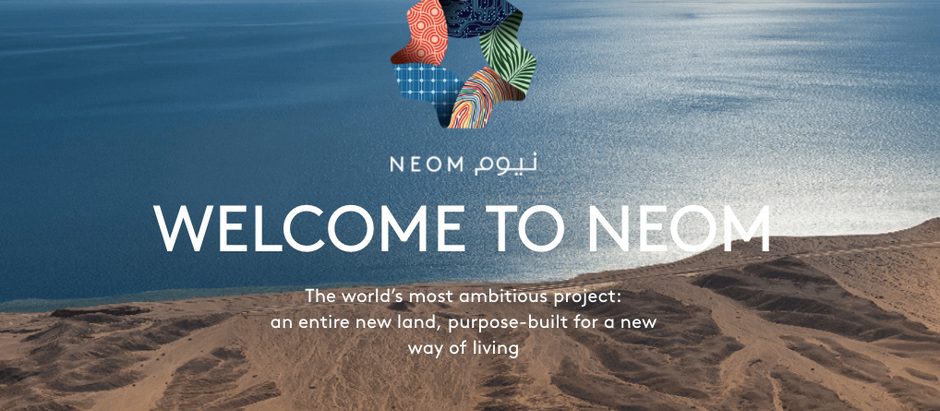 Neom - The New Future City
