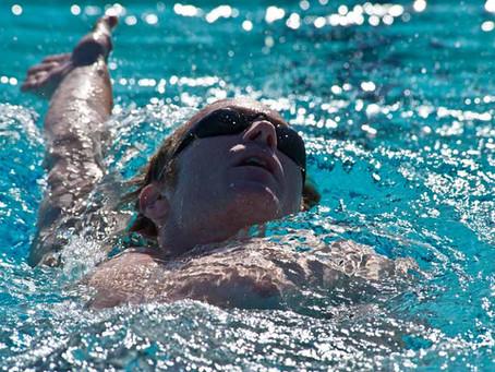 Simborgarvecka i Malmö för att testa simkunnighet