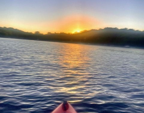 The Sun Sets on Paddle Club 2020