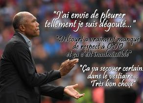 Des réactions mitigées suite à l'arrivée d'Antoine Kombouaré