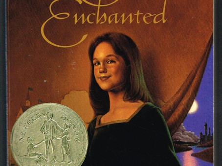Book Review by Staci: Ella Enchanted