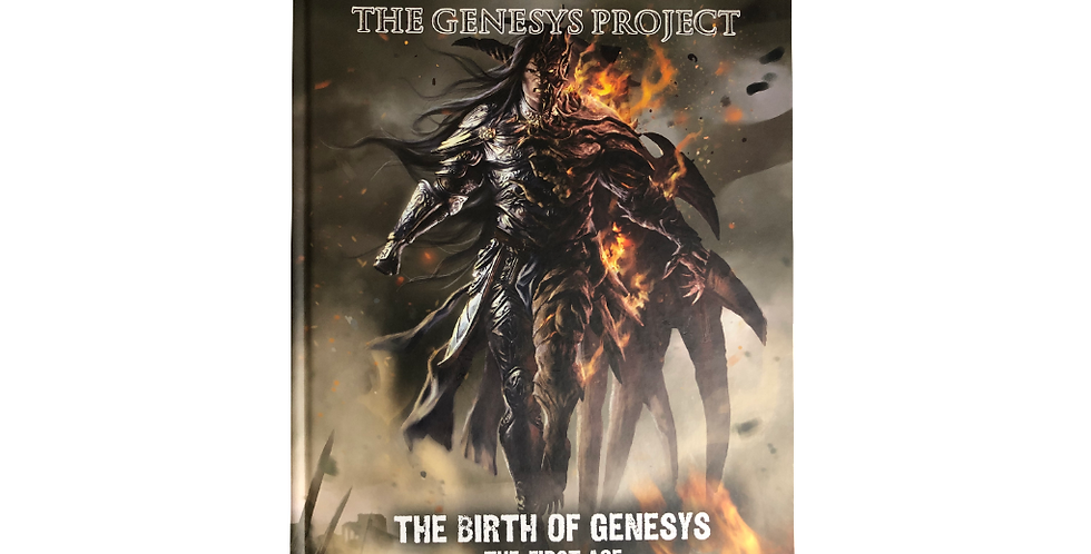 The Birth of Genesys- The First Age Book