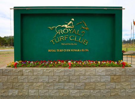 """""""AYUBOWAN"""" FROM THE ROYAL TURF CLUB – NUWARA ELIYA"""
