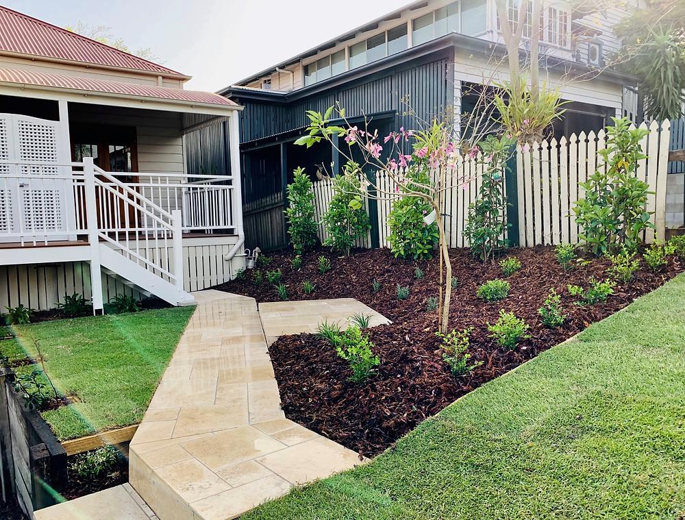 Landscaper Brisbane, curbside appeal, landscape designing