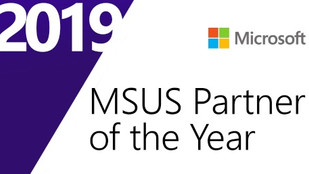 The Winners of the 2019 Microsoft US Partner Awards!