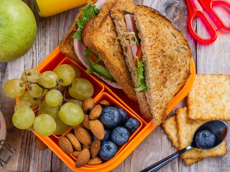 ¡Ideas para un Lunch de DIEZ!