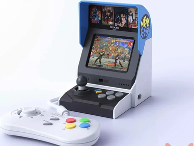 Xiaomi Is Now Launching The NEOGEO Mini Game Console In The Global Market