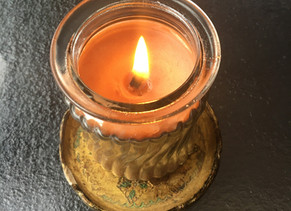 DIY: Cozy Candles