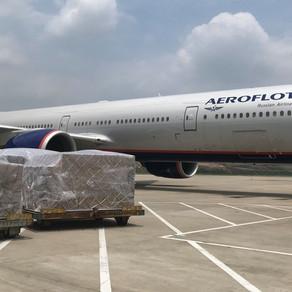 Aeroflot, Royal Jordanian i FlyDubai in Zagreb