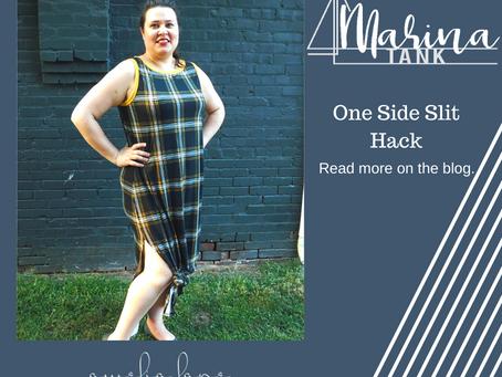 Marina Hack: One Side Slit