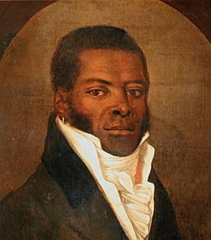 Jean Lapierre zwany Domingo, przyboczny Tadeusza Kościuszki.