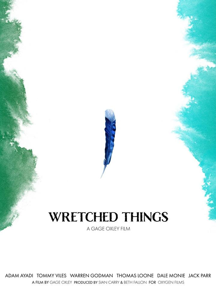 Wretched Things movie poster