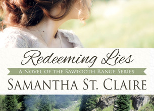 Excerpt REDEEMING LIES by Samantha St. Claire