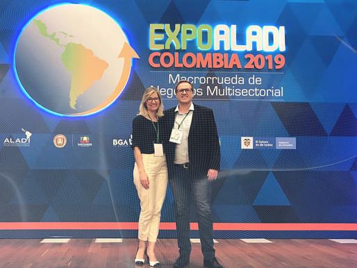 A mil pela América Latina: BIMachine cumpre agenda movimentada na Colômbia