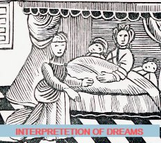 This image shows interpretation of Dreams