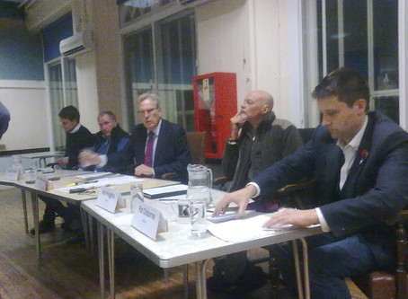 Climate & Ecological Emergency Hustings – 21-11-19