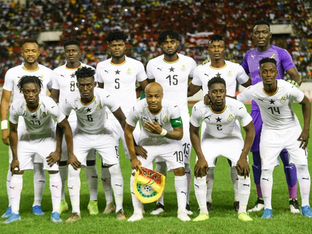 """They don't teach Black Stars at Legon"" – Malik Jabir jabs GFA"