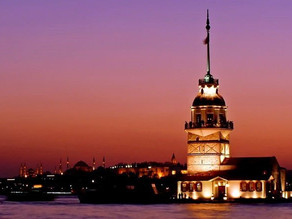 Mystery Legend of the Maiden's Tower in the City of the Sultan